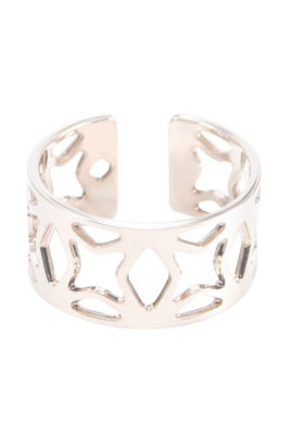Mademoiselle Felee silberner Ring Estrella Sagrada Família Barcelona – Ganzansicht